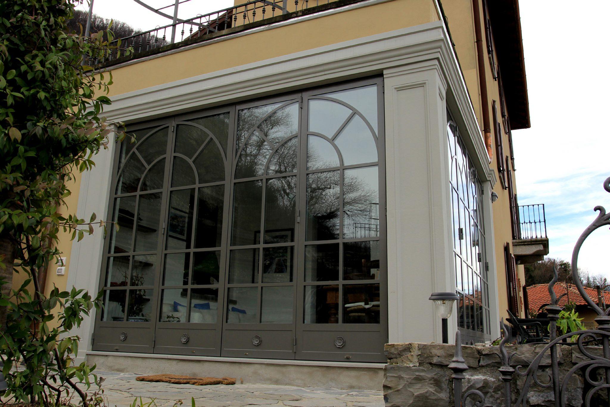 Architetto a como progetto serra bio climatica a torno - Serra bioclimatica normativa ...